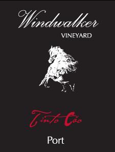 NV Tinto Cão Port Label