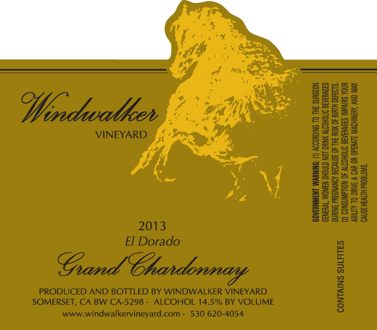 GrandChard13 Label