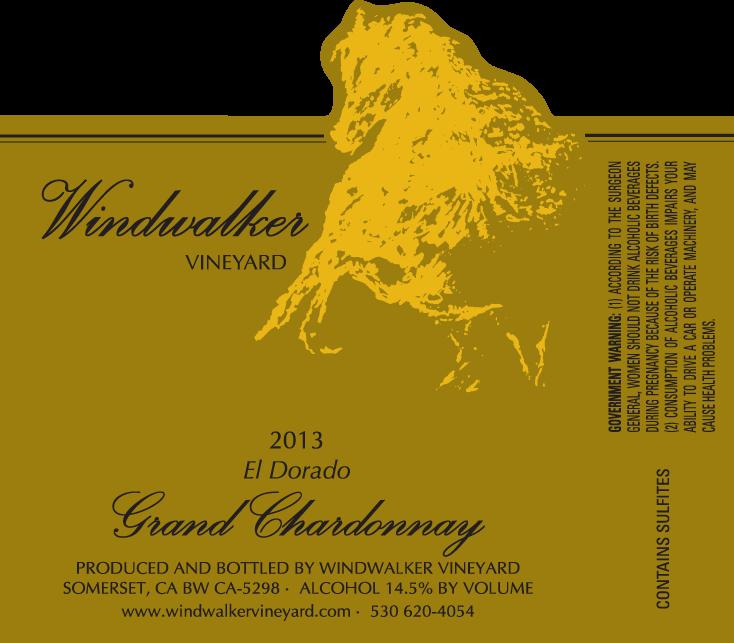 GrandChard13 Label